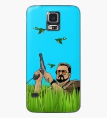 Duck hunting on Shabbos (Digital Duesday #1) Case/Skin for Samsung Galaxy
