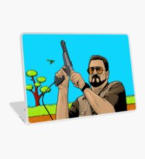 Duck hunting on Shabbos (Digital Duesday #1) Laptop Skin