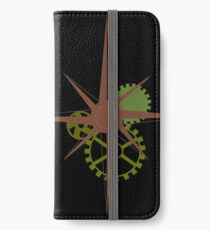 Compass iPhone Wallet/Case/Skin