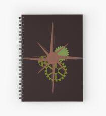 Compass Spiral Notebook