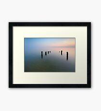 Silencio Framed Print