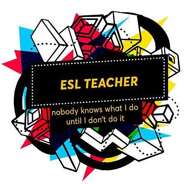ESL TEACHER by andrews21