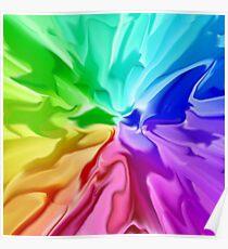 Liquid Colour Poster