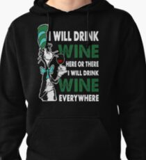 I WILL DRINK WINE Doctor who T-Shirt