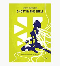 No366- Ghost in the Shell minimal movie poster Photographic Print