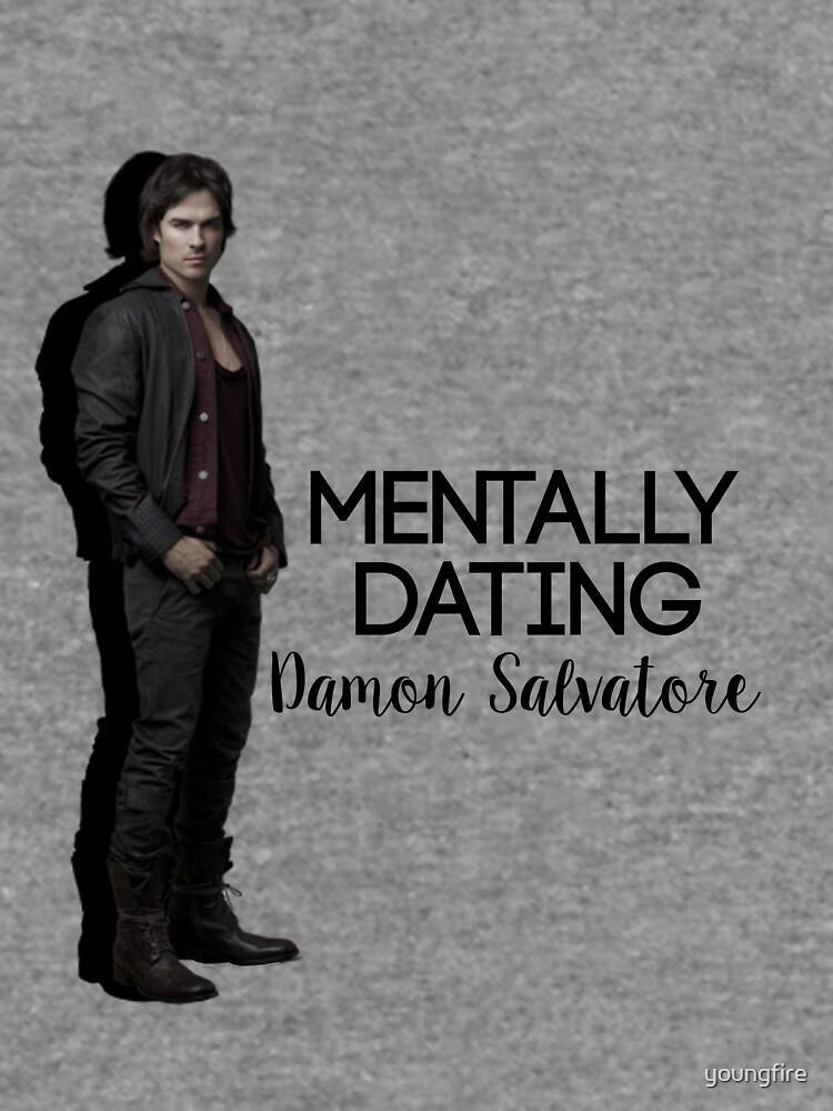 Damon salvatore dating