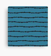 Wire & Sky Canvas Print