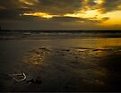 North Beach Sunset Haida Gwaii by Yukondick
