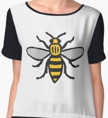 Manchester Bee, Classic Edition Women's Chiffon Top