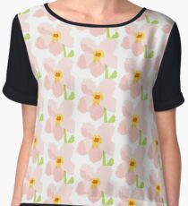 SAKURA - Cherry Blossom  Women's Chiffon Top