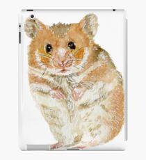 Little Furry Hamster Pet iPad Case/Skin