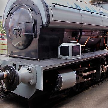 steam engine by demor44