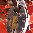 padlock by demor44