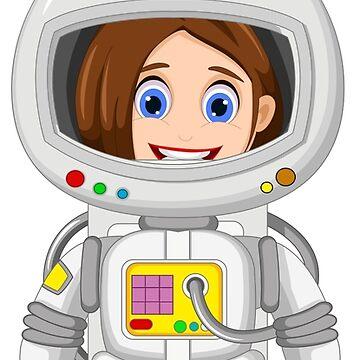 Astronaut by meowsic