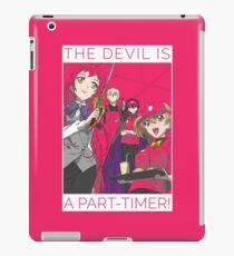 TDIAPT Pop Art iPad Case/Skin