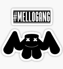 MELLO GANG Sticker