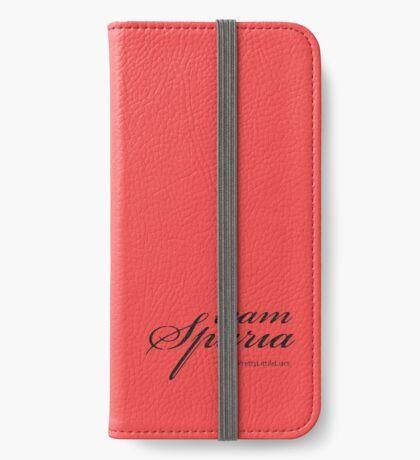 Team Sparia iPhone Wallet