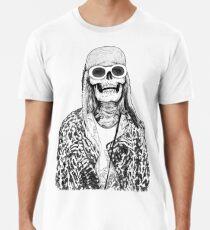 Toter berühmter Kurt Premium T-Shirt