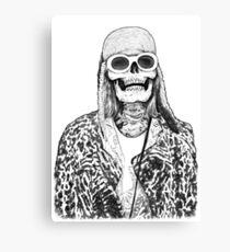 Dead Famous Kurt Canvas Print