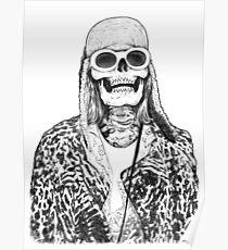 Dead Famous Kurt Poster