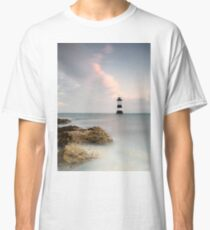 Penmon Lighthouse Sunrise Classic T-Shirt