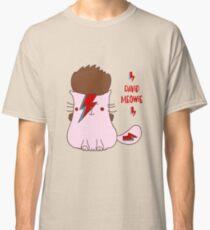 David Meowie Classic T-Shirt
