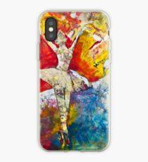 Ballet Dancer Swan Lake iPhone-Hülle & Cover