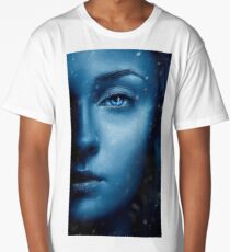 Sansa Stark Long T-Shirt