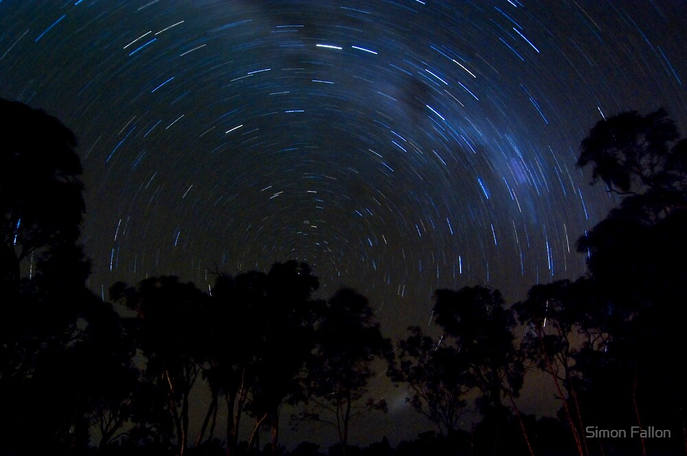 Girraween Night Sky by Simon Fallon