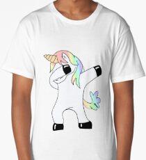 Dab unicorn Long T-Shirt