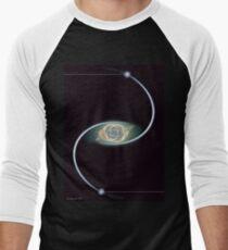 cats eye nebula Men's Baseball ¾ T-Shirt