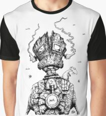 The Ghost in the Machine Graphic T-Shirt