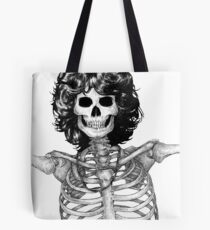 Dead Famous Jim Tote Bag