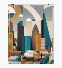 City Of London iPad Case/Skin