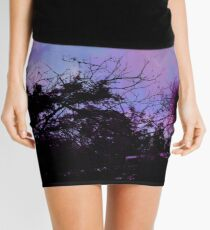 A Lonely Sky Mini Skirt