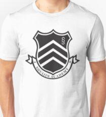 Shujin Academy crest Slim Fit T-Shirt