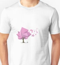Tree In the Wind T-Shirt