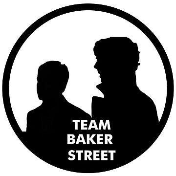 TEAM BAKER STREET by jessvasconcelos