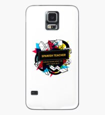 SPANISH TEACHER Case/Skin for Samsung Galaxy