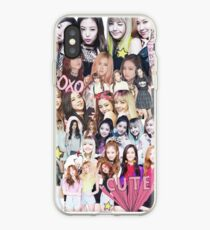 BLACK PINK COLLAGE iPhone Case
