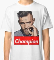 CONOR MCGREGOR T-SHIRT CHAMPION Classic T-Shirt