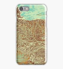 Monte Stevia Dolomites Mountains Alpine Italy 2 iPhone Case/Skin