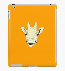 George Giraffe iPad Case/Skin