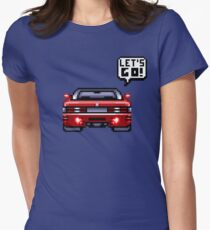 TOP GEAR - LET´S GO - SUPER NINTENDO T-Shirt