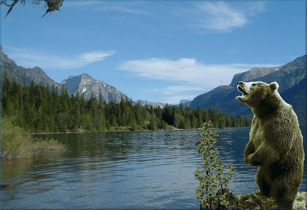 876-Summer Lake by George W Banks