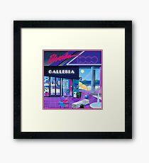 Ursula 1000: Galleria Framed Print