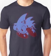 Minimalist Sonic 2 Unisex T-Shirt