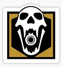 R6 Blackbeard Icon Sticker