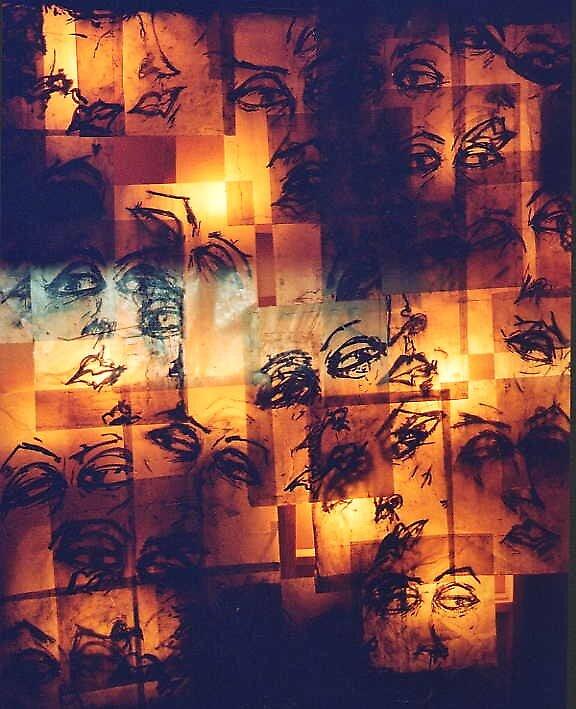 Faces by mumamia