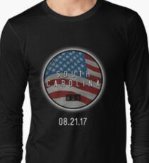 USA South Carolina Solar Eclipse 2017 T-Shirt